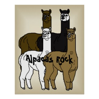 Alpacas Rock Farm Days Business Products