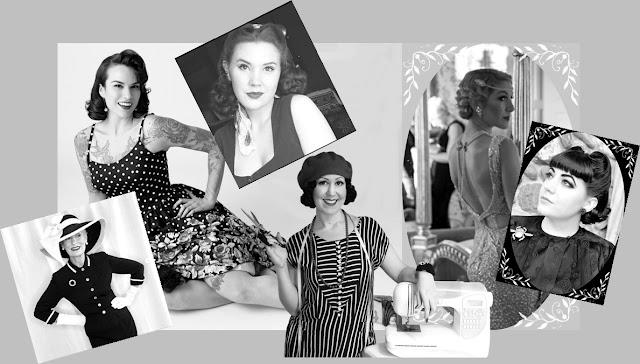 Tendance mode vintage: mes coups de coeur du web