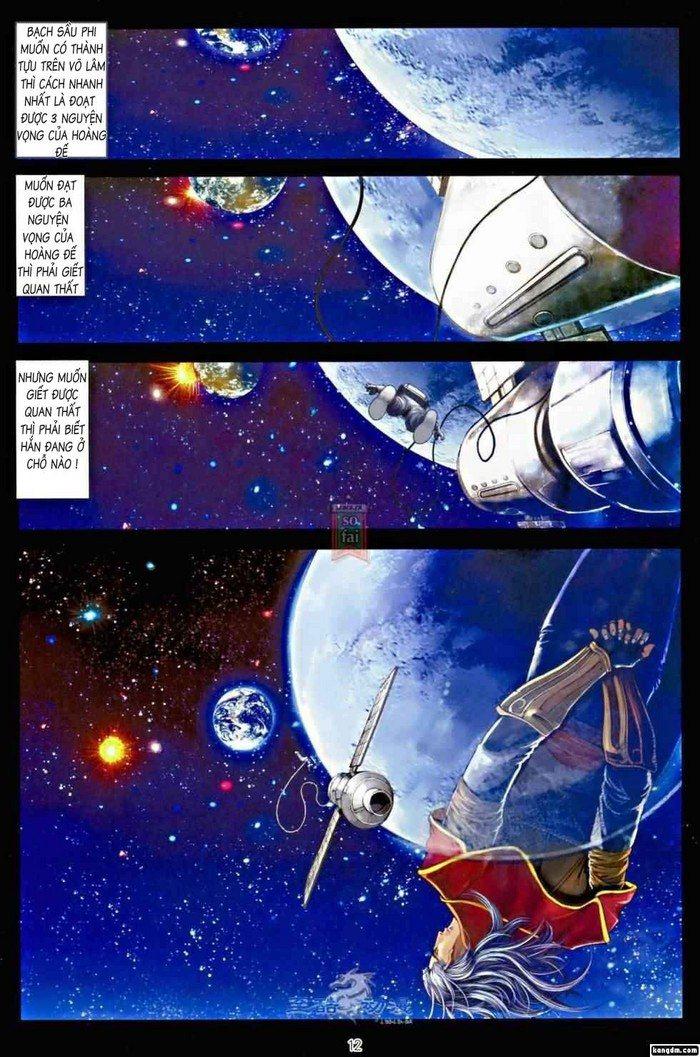 Ôn Thụy An Quần Hiệp Truyện chap 2 trang 10