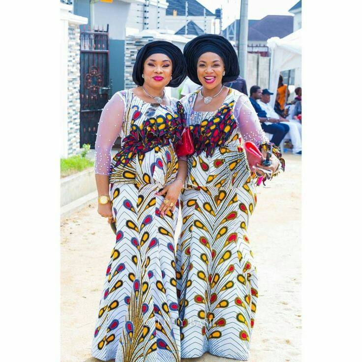 Kitchen Party Hair Styles: Best African Dresses To Wear To A Wedding (Kitchen Party