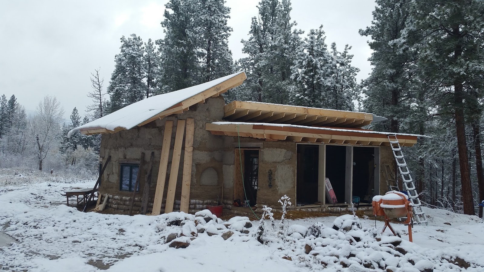 Spiritwood Natural Building: Our Projects