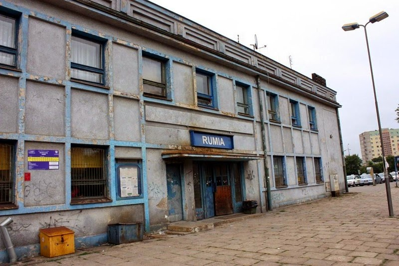 dworzec PKP Rumia