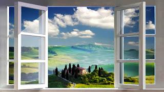 La finestra sul futuro - Buddha