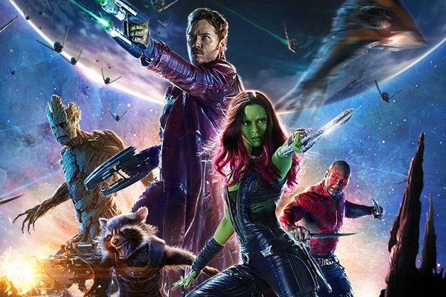Comic Book Film <i>Guardians of the Galaxy</i> New Trailer