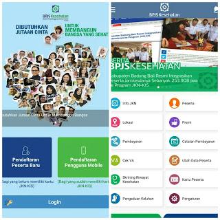 Aplikasi JKN Mobile BPJS