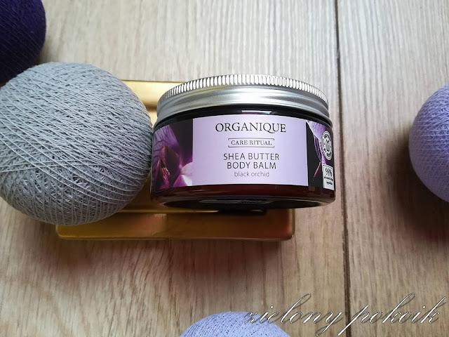 Kosmetycznie: Balsam do ciała o zapachu czarnej orchidei od Organique!