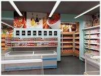 Дизайн магазина,мини маркет