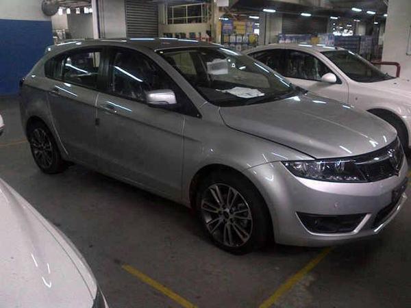 Proton Preve Hatchback dikenali Proton Suprima S akan ...