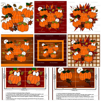 Babies In The Pumpkin Patch Fabric Collection