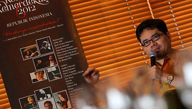 Dilaporkan Fadli Zon ke Bareskrim, Ananda Sukarlan Angkat Bicara