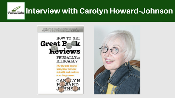 Interview with Carolyn Howard Johnson