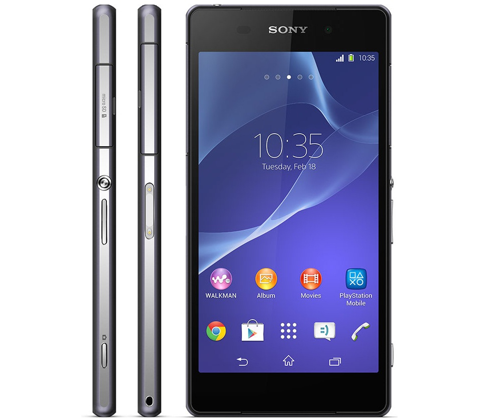 Cara Flashing Sony Xperia Z2 D6502 Bootloop / Mati total