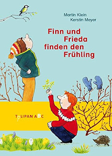 Cover von Martin Klein - Finn und Frieda finden den Frühling