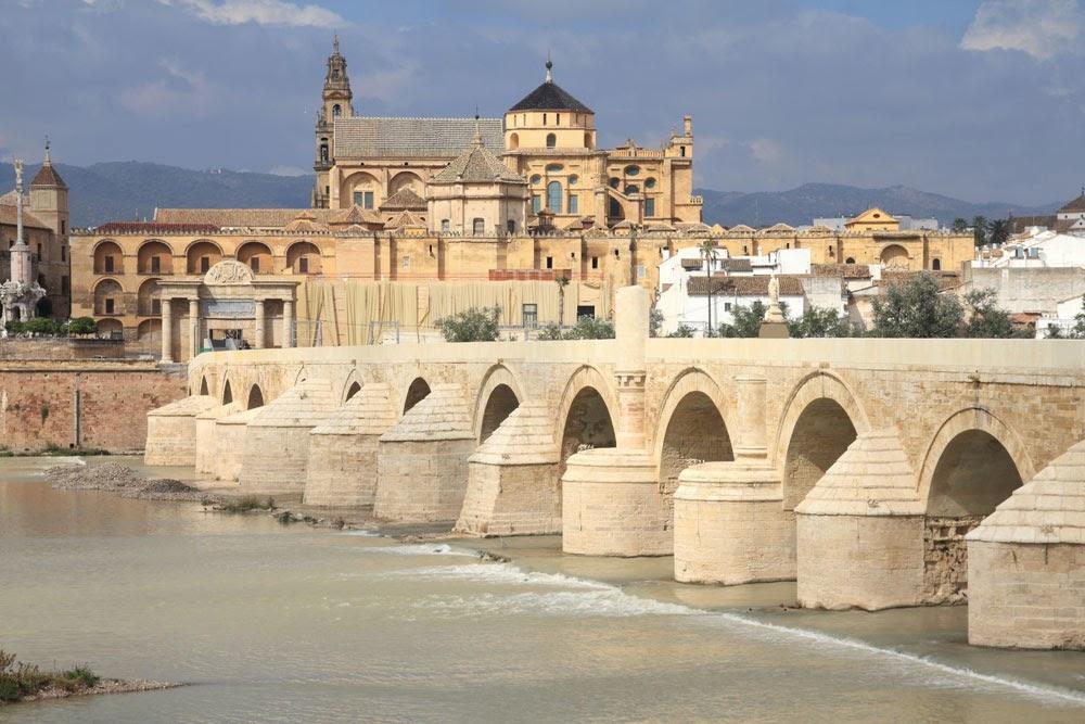 De turismo por Córdoba