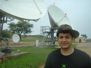 Sergio Cabral Cavalcanti - IdeaValley - Africa - Nigeria - Satelite