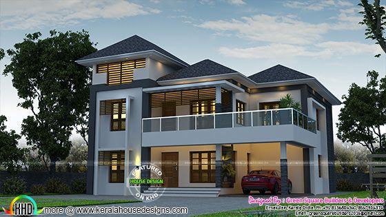 4 bedroom very beautiful home