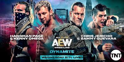 AEW Dynamite Results (11/6) - Charlotte, NC