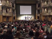 Pavia Teatro Fraschini manifestazione