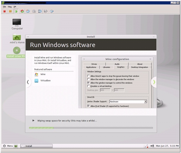Happy SysAdm: Installing Linux Mint 11