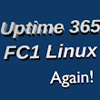 Notes on Linux: FC1 hits 1 Year Uptime Again