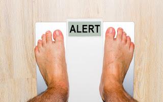 Alerta sobrepeso