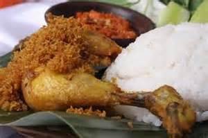 Resep Ayam Goreng Serundeng nikmat dan gurih