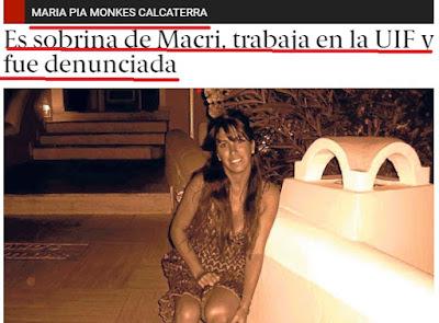MAURICIO MACRI, MACRI