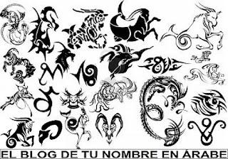 horoscopo de Capricornio en blanco y negroo tattoo