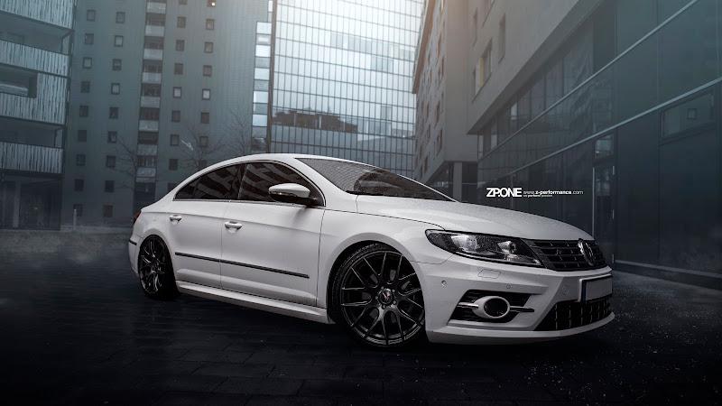 Customized Volkswagen (VW) CC Car HD