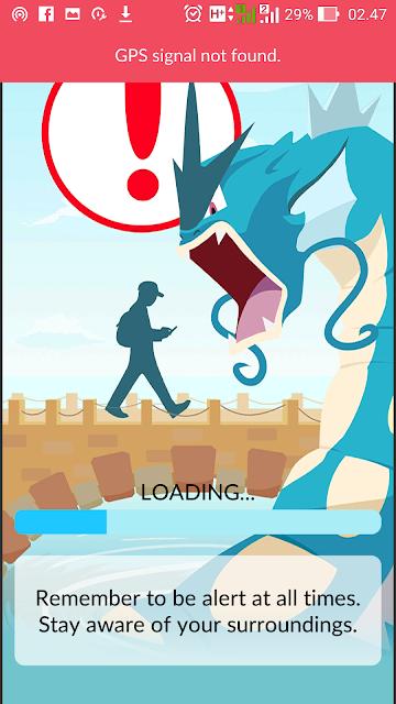 pokemon go di asus zenfone 2