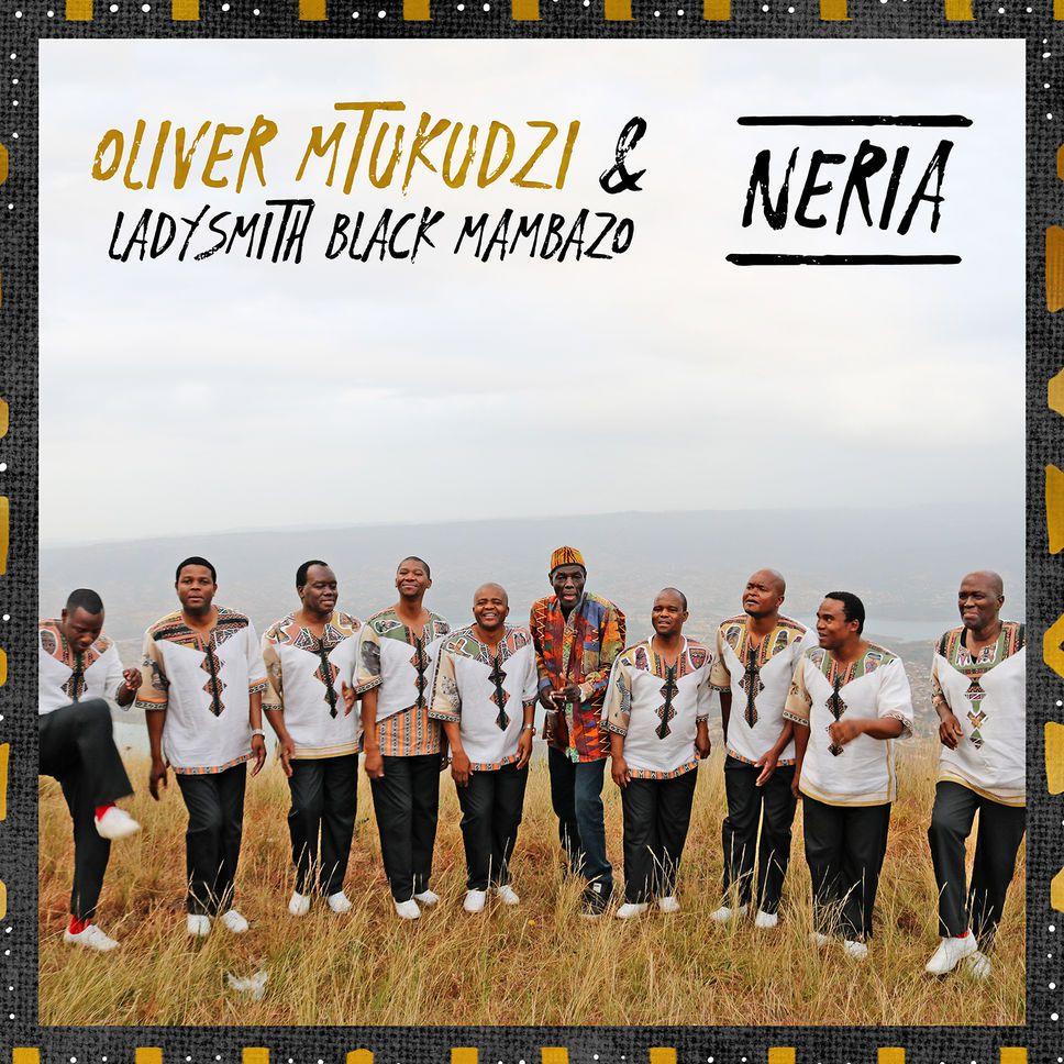 "Issa Legendary Collaboration: Oliver Mtukudzi Remixes Global Hit ""Neria"" With Ladysmith Black Mambazo"