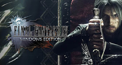 Download Game Final Fantasy XV Windows Edition Repack PC
