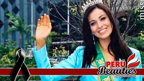 Muere Miss Brasil Universo 2004