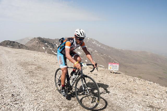 XXIII Subida cicloturista al Pico Veleta