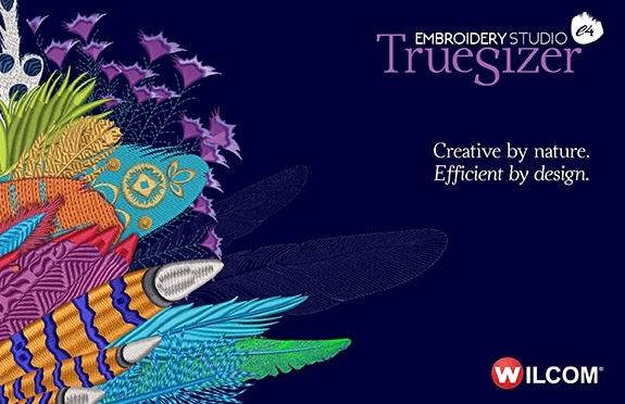 Wilcom Embridery Studio E4 Truesizer | Wilcom Embroidery