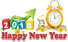 Happy New Year 2018 HD Sayings, Slogans, Greetings (Best)