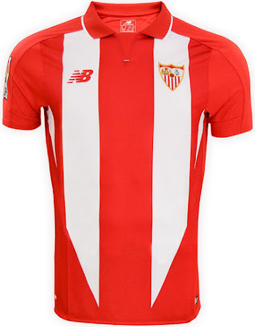 28195211539 New Balance Sevilla 15-16 Kits Released - Footy Headlines