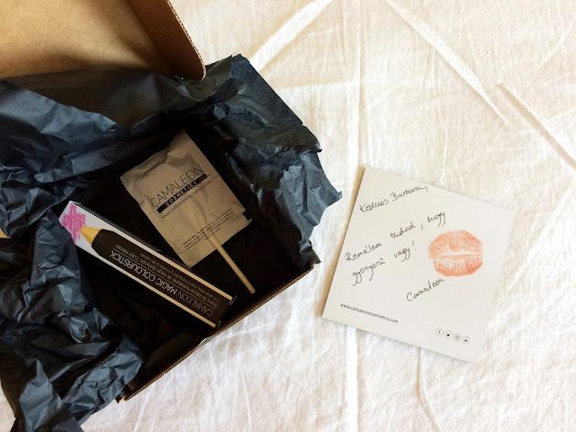 Camaleon Cosmetics - Varazs ruzs, ami mindenkin mashogy mutat