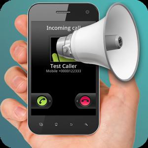 ဖုန္းလာရင္ ဖုန္းနံပါတ္နဲ႔ နာမည္ေလးေျပာတဲ့ - Caller Name Speaker 1.6 APK for Android
