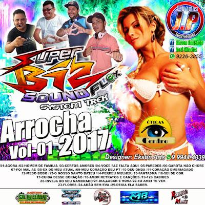 14/01/07 CD ARROCHA DA SUPER BIZ TREK 2017