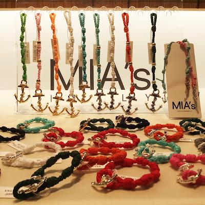 MIA's ブレスレット