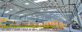 Warehouse on Rent Godown for Lease in Ludhiana Punjab