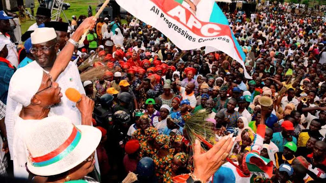 how APC Imo state Chairman Disappeared