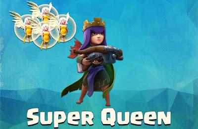 Cara Menyerang Archer Queen dan Healers di COC