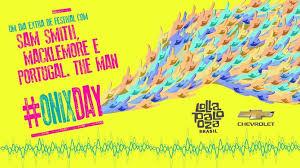 Promoção Onix Day  Lollapalooza Brasil