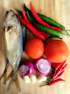 masak Sambal Ikan Asin