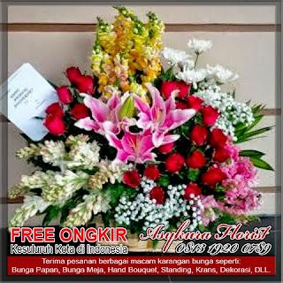 toko bunga meja Medan Satria bekasi