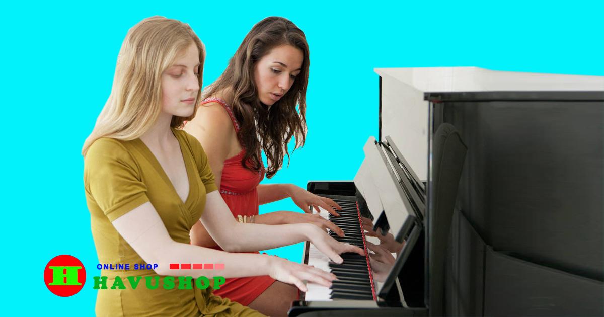 học piano online cơ bản