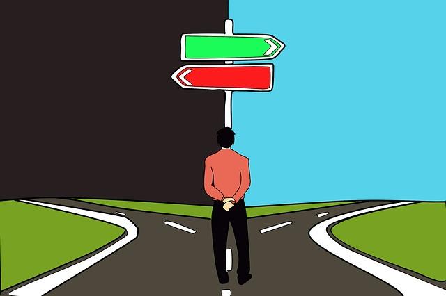 Jalan manakah yang anda pilih?
