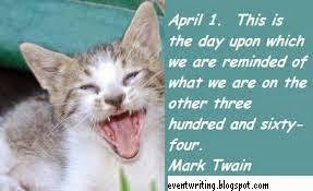 April Fool Day Quotes